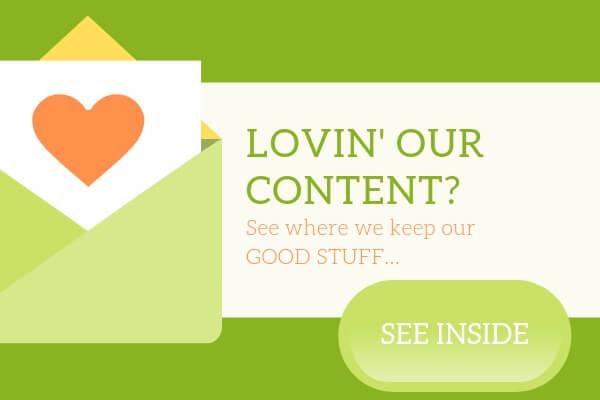 lovin our content
